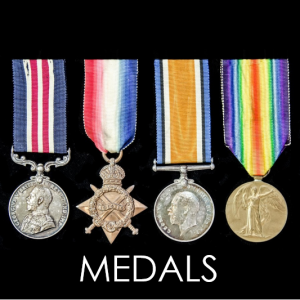 Medals and Military Interest