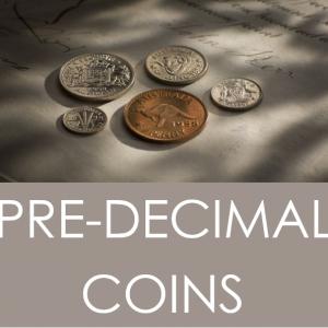 Australian Pre-Decimal Coins